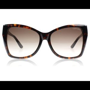 Genuine Tom Ford Carli tortois sunglasses